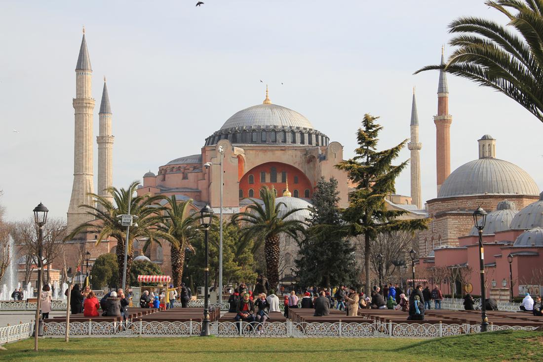 Стамбул. Перезагрузка. Март 2018