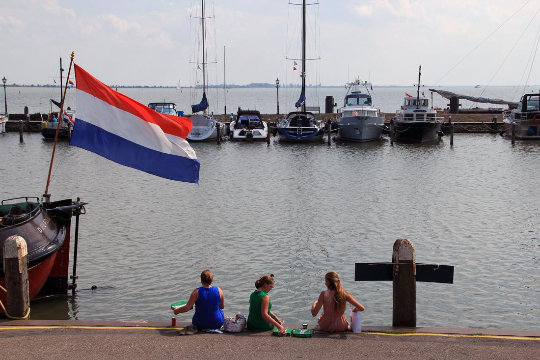 Долгий путь к Северному морю (Словакия, Польша, Германия, Нидерланды. Август 2017)