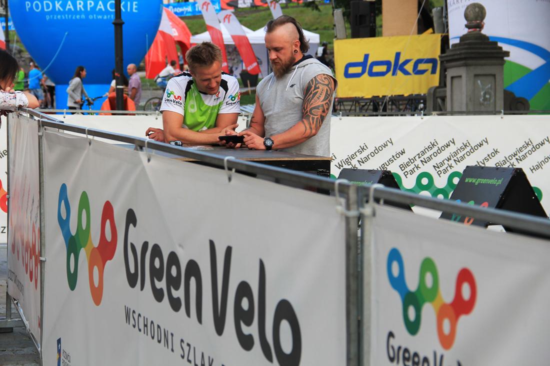 Как мы по Green Velo катались (май 2018)
