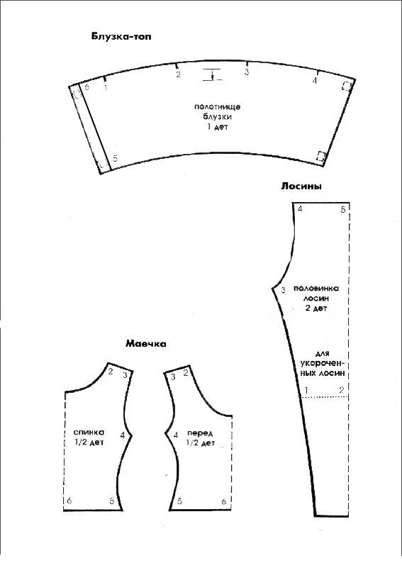 одежда для барби сомостаятельно - Выкройки одежды для детей и взрослых.